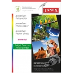 Colored Paper, TANEX, Photo Paper Glossy , 180 gsm, A4 (25 sheets), White