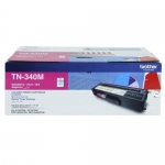 Brother TN 340 Magenta Toner Cartridge (TN340M)