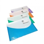 Documents Covers, SIMBA, Documents Bags with card holder, A4, Assorted Color, 10 PC/Pack
