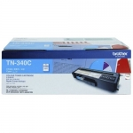 Brother TN 340 Cyan Toner Cartridge (TN340C)