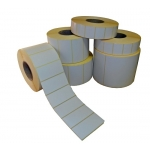Labels, TANEX, Roll Label, Size: 10 x 20 mm, 1 roll with 1000 labels
