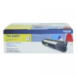 Brother TN 340 Yellow Toner Cartridge (TN340Y)