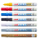 Paint Marker, Uni-Ball, PX-21, Round Tip, 0.8-1.2 mm, Gold