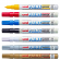 Paint Marker, Uni-Ball, PX-21, Round Tip, 0.8-1.2 mm, Silver